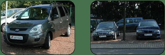 Gelände-Ansicht und Fahrzeugangebote - Teil 3